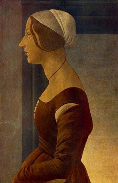 Clarice Orsini Sandro Botticelli