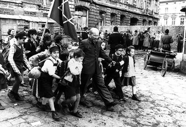 Korczak e i bambini
