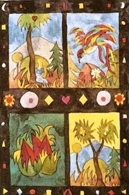 dipinti di Hesse