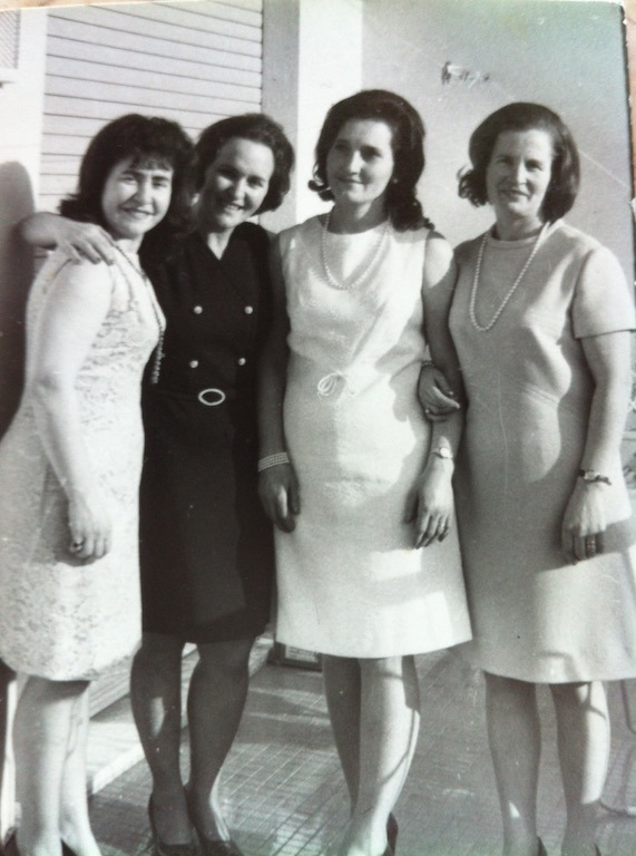 le quattro sorelle