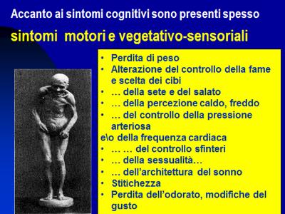 sintomi motori