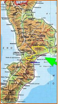 territorio distretto di Cz Lido