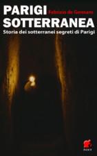 copertina ebook Parigi Sotterranea di Fabrizio de Gennaro